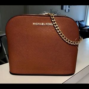 New Michael Kors Crossbody bag color Brown